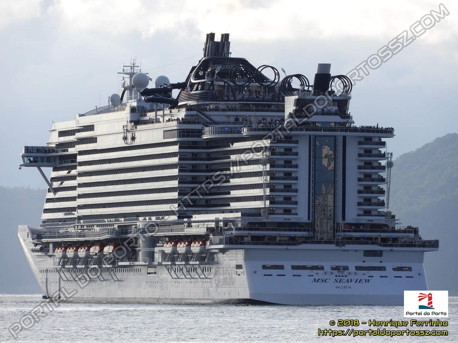 MSC Seaview - Portal do Porto