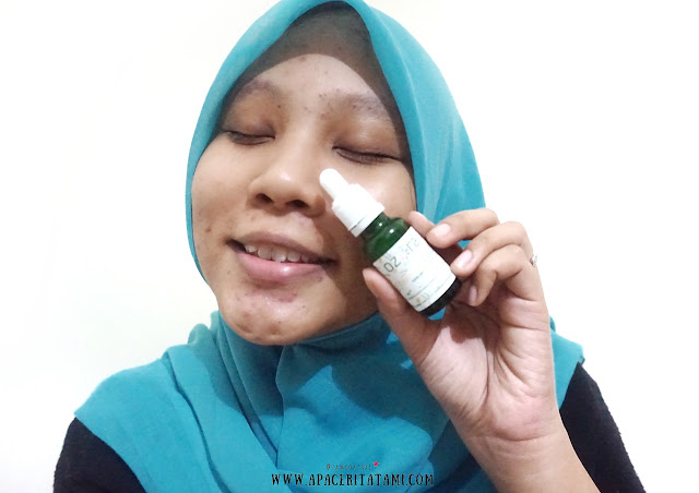 Review Ozora Skincare Vitamin C Serum