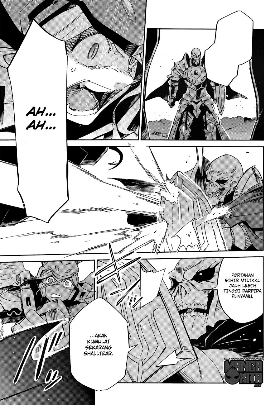 Baca Manga Overlord chapter 14 Bahasa Indonesia