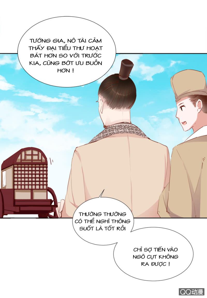 Solo Đi Vương Gia chap 18 - Trang 7