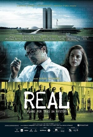 Real - O Plano por Trás da História Torrent Download