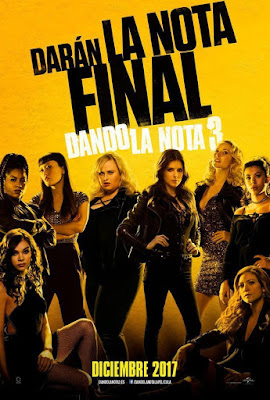 Pitch Perfect 3 2017 Custom HDRip NTSC Spanish Line