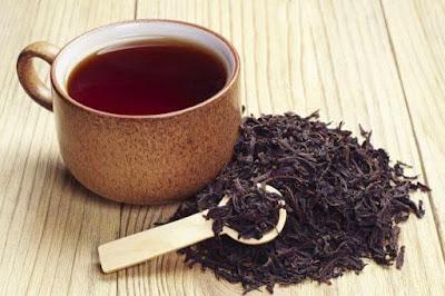 Lotion auto-bronzante de thé noir