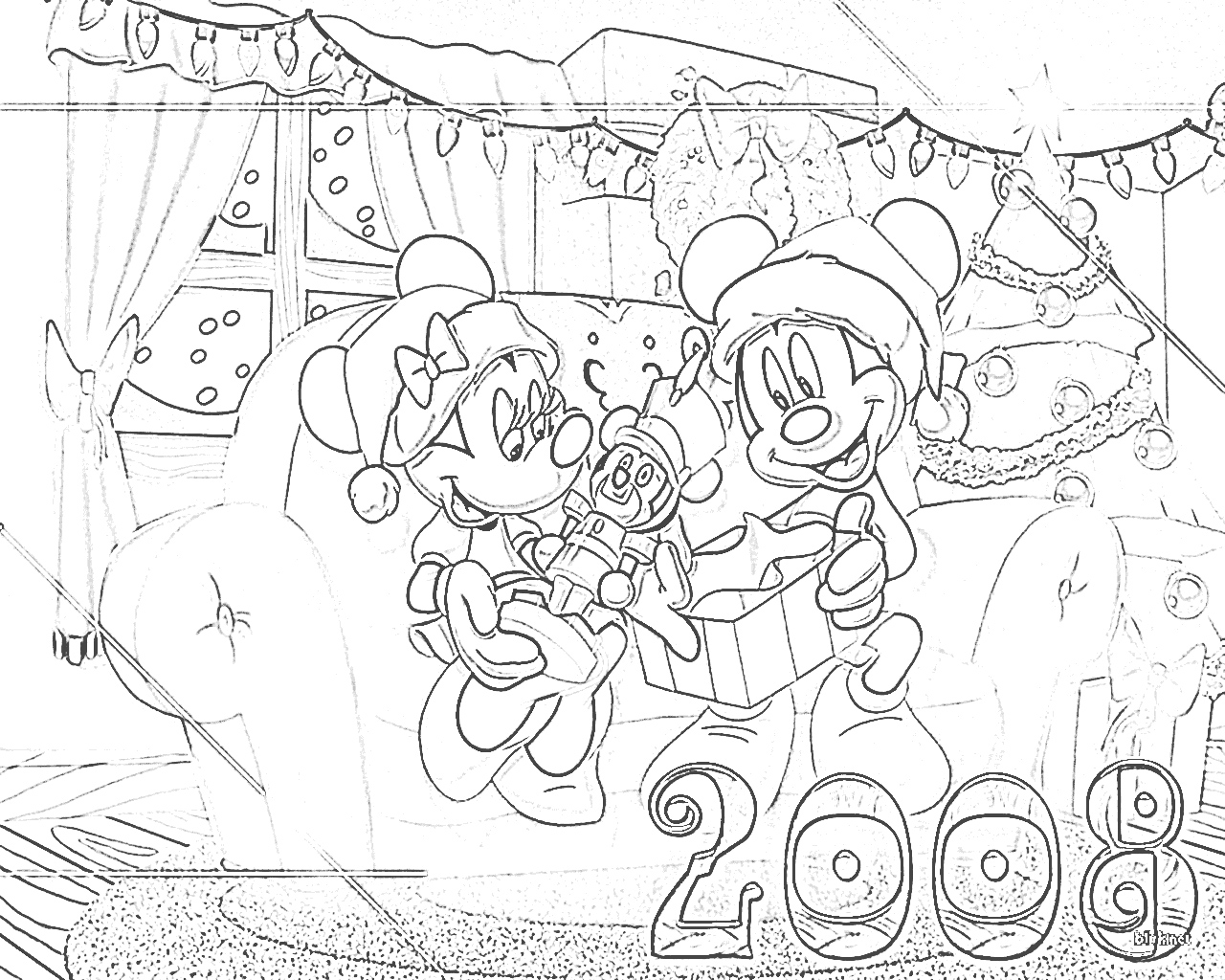 Disney Coloring Pages Coloring Pages Christmas Disney