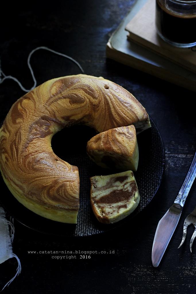 OGURA MARBLE CAKE