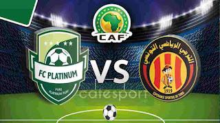 بث مباشر مباراة الترجي و بلاتينيوم مباشر كورة في دوري ابطال افريقيا