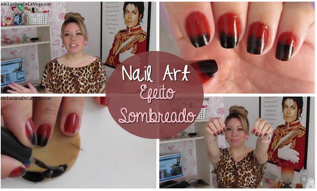 nail art, unhas artísticas, unhas decoradas, efeito ombre, efeito degrade, efeito sombreado, esmaltação