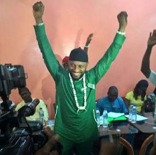 Yul Edochie for Governor