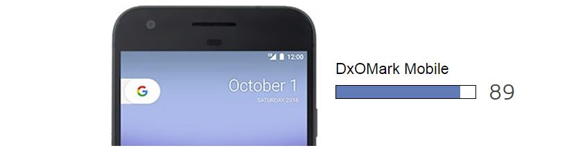 Камера смартфона Google Pixel получила 89 баллов от DxOMark