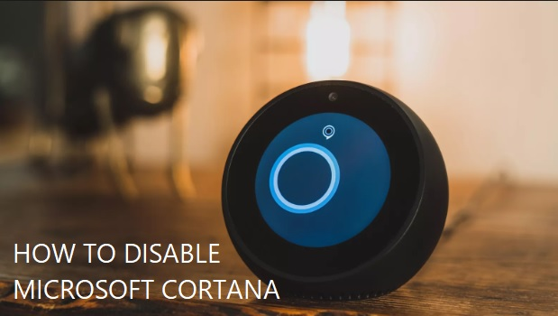 How to Turn Off Cortana Search Bar on Windows 10 Completely