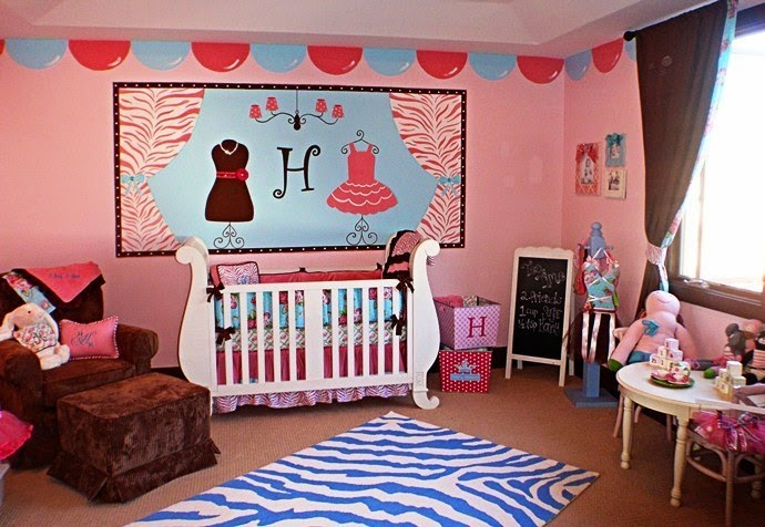 decorating ideas for baby room on a budget