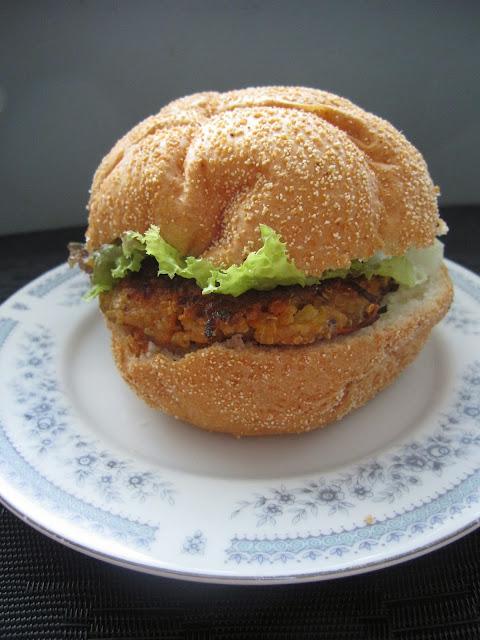 Quinoa Burgers