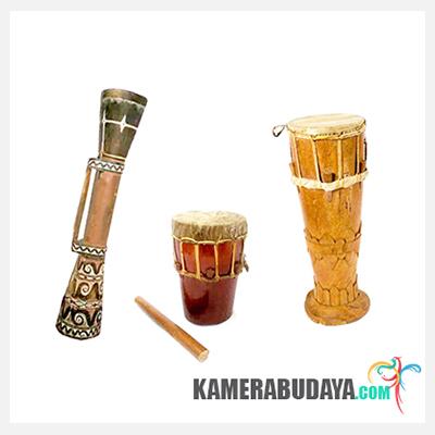 Tifa, Alat Musik Tradisional Dari Maluku
