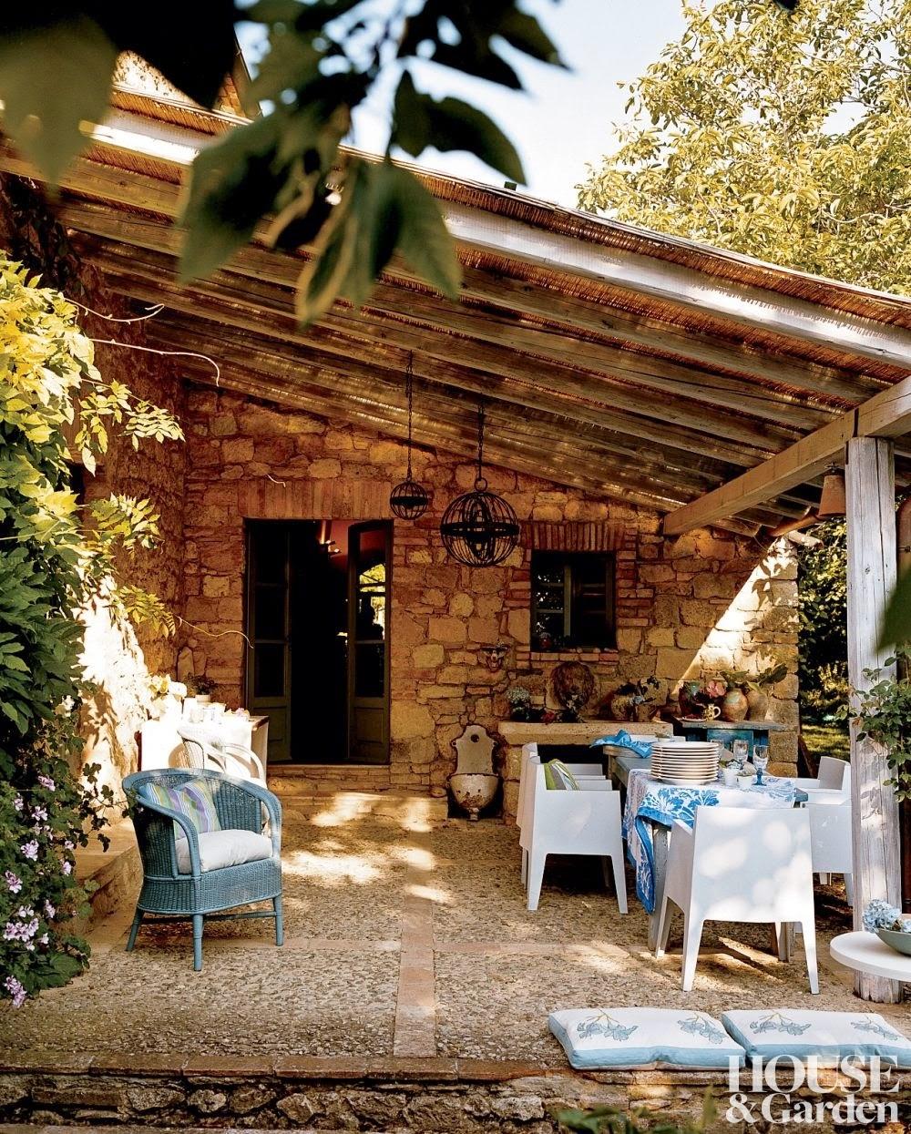 Tricia Guild's Rustic Farmhouse