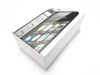 Dus iPhone 4S Bekas Mulus Murah