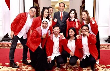 Sejumlah Partai Nyatakan Dukung Jokowi di Pilpres 2019, Ini Kata Gerindra
