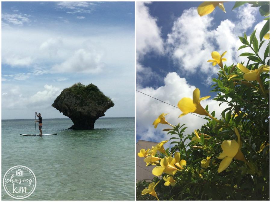 Toguchi Beach, Yomitan, Okinawa, Japan
