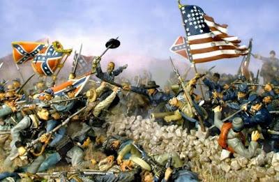 Perang Sipil Amerika (1861-1865)