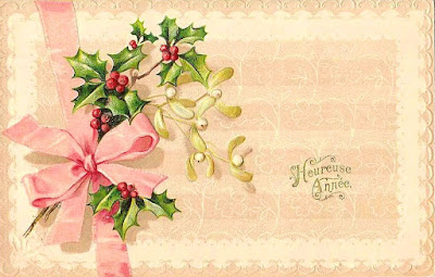 Cartes anciennes Bonne Année