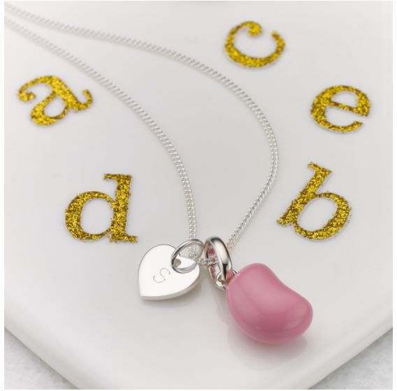 SIGNATURE JELLY BEAN NECKLACE by Molly Brown