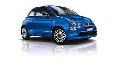 Η νέα ειδική έκδοση Fiat 500 Mirror