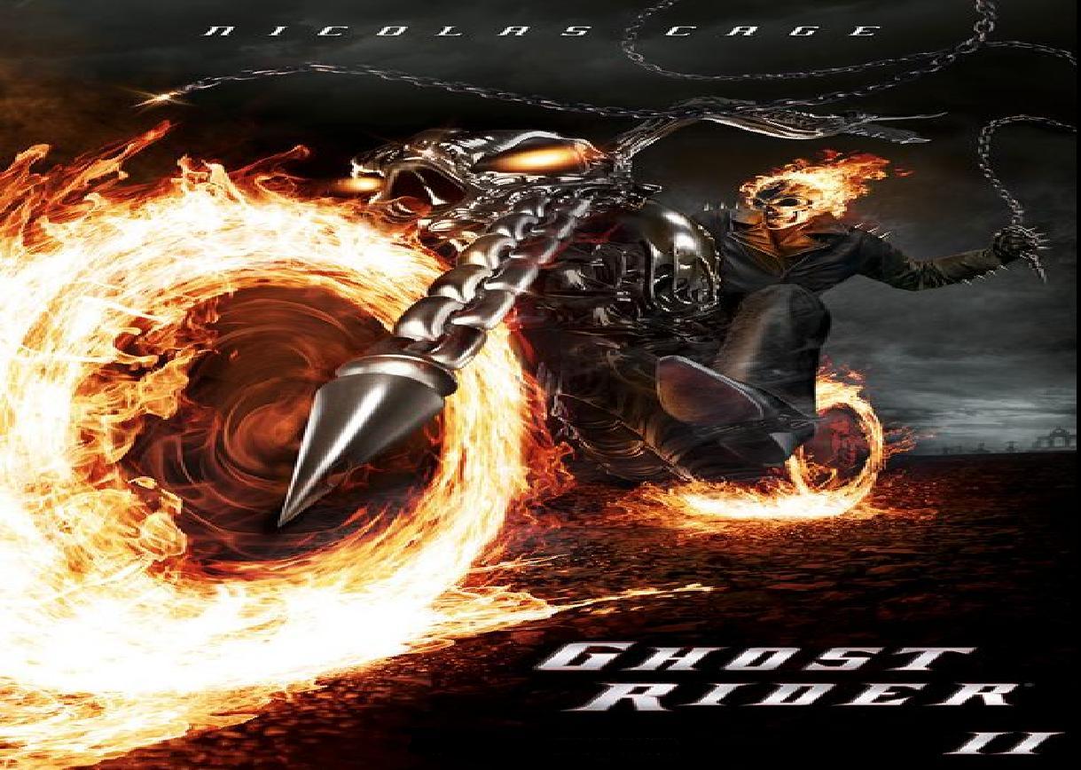 Ghost Rider 2 Movie