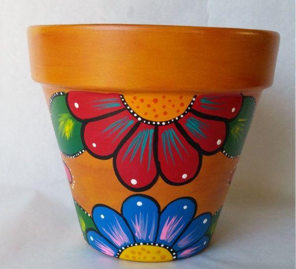 Indahnya 5 Contoh Motif Pot Yang Bagus Ini Dari Floral Sampai Polkadot Inspirasi Warna