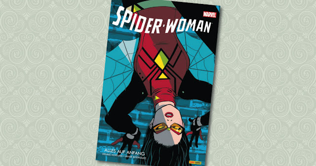 Spider-Woman 2 Panini Cover