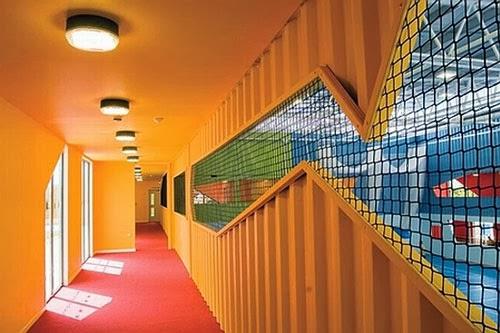 Foundation Dezin & Decor...: Office Corridor Design Idea's