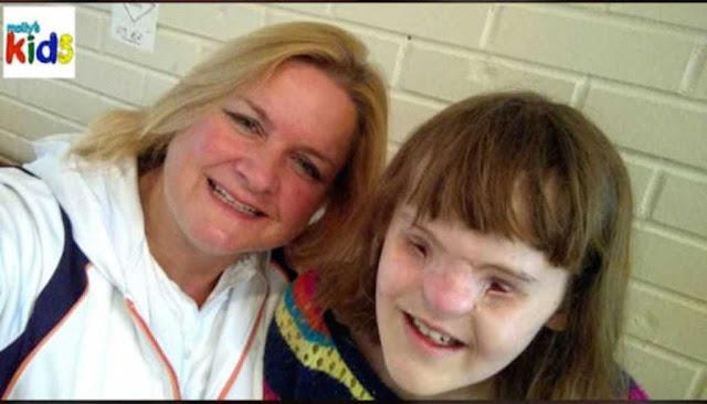 Cassidy Hopper a garota com doença rara