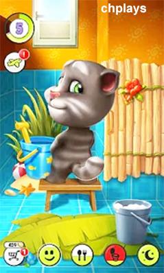 Tải My Talking Tom - Game Mèo Tom Trên Điện Thoại, PC a