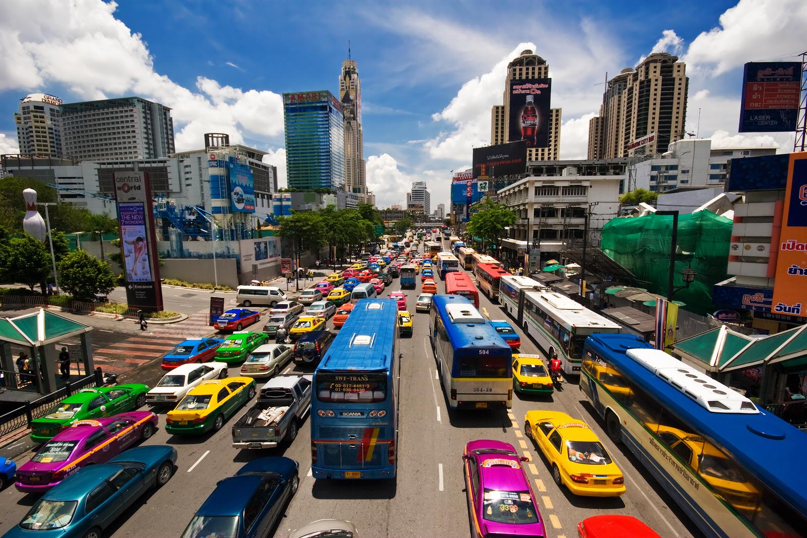 Thiên đường mua sắm hàng xách tay Thái Lan