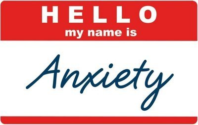 Halo Nama Saya Anxiety