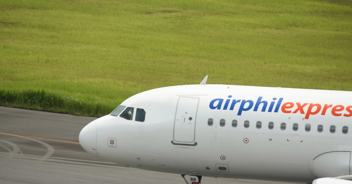 The Geek Travels: FLYING: More Fun in AirPhil Express!