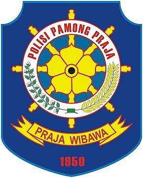Logo Satuan Polisi Pamong Praja