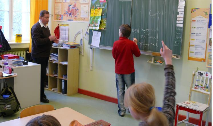 اللغة العربية تقتحم المدارس الرسمية في 10 ولايات ألمانية