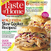 FREE MAGAZINE SUBSCRIPTION TO TASTE OF HOME