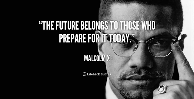 The Future Belongs To those Who Prepare For It Today Quote