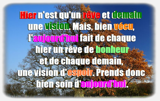 Citation reve en image