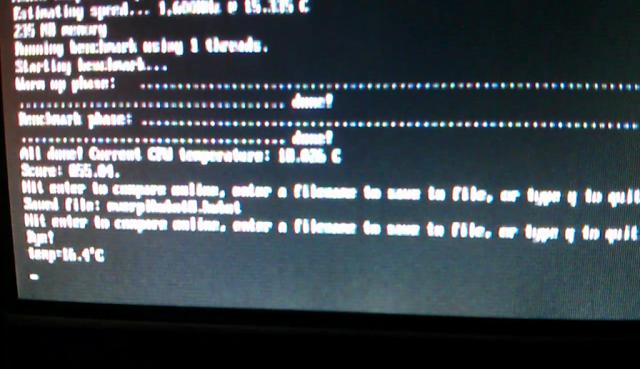 overclock extremo no Raspberry Pi Zero