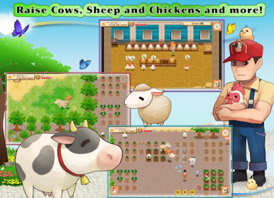 Free Download HARVEST MOON: Seeds Of Memories