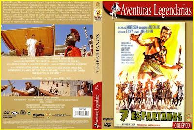 Los siete espartanos (1962)