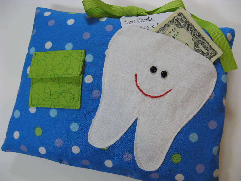 Pattern For Tooth Fairy Pillow