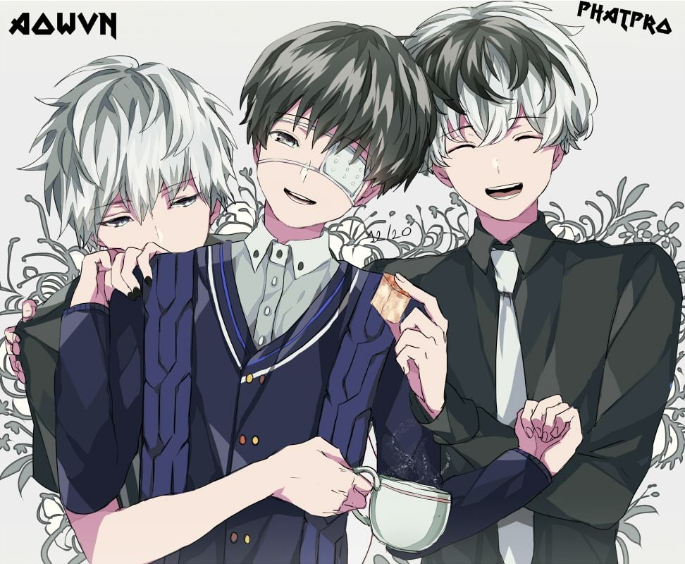 AowVN%2B%25284%2529 - [ Anime 3gp Mp4 ] Tokyo Ghoul:re SS3 | Vietsub - Huyền Thoại Tái Xuất