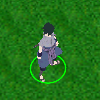 naruto castle defense 6.0 Sasuke