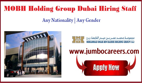 Dubai jobs for Indians, UAE latest jobs and careers,