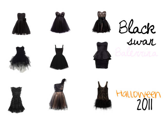 How to Black Swan Costume