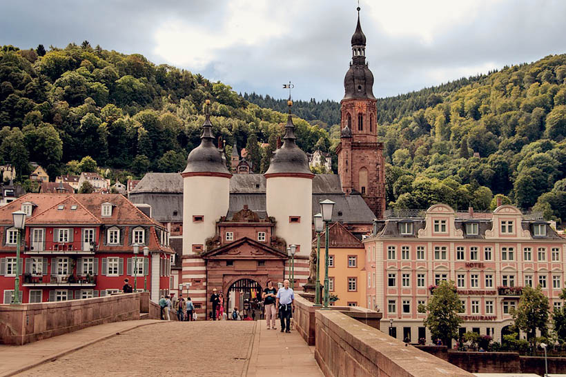 Worthy of Your Time Places in Germany - Heidelberg