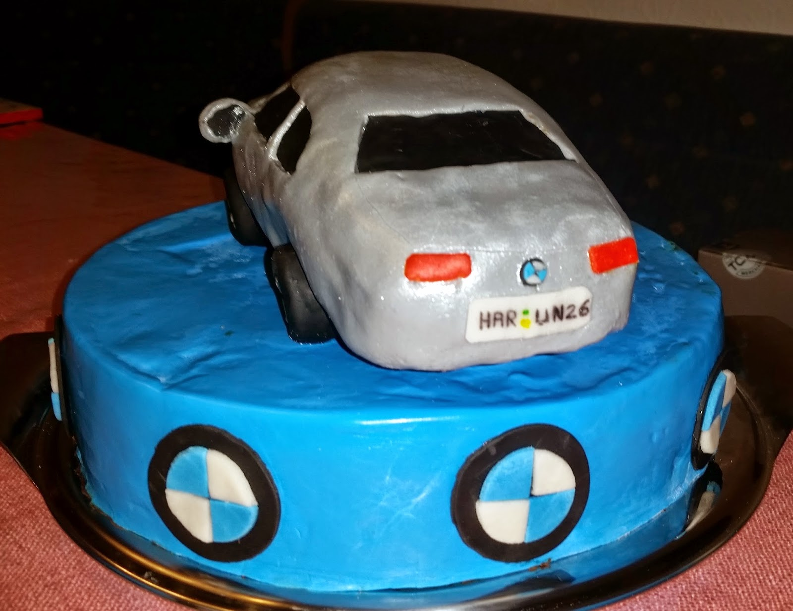 Sandy S Kitchendreams Bmw Kuchen