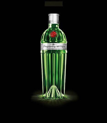 Gin Tanquerray No Ten.